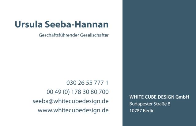 White Cube Visi Rückseite 2